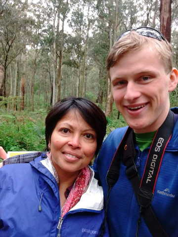 at Toolangi Forest