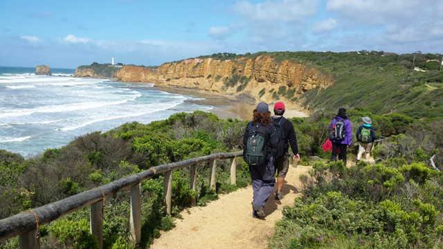 Coastal Walk, 2016